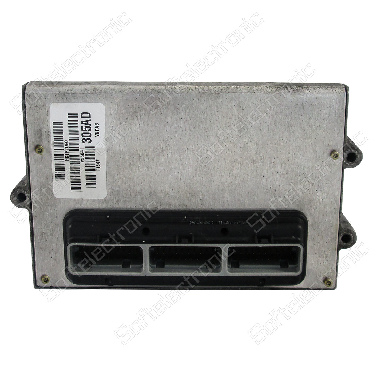 Wrangler 4.0 ECU Immo off