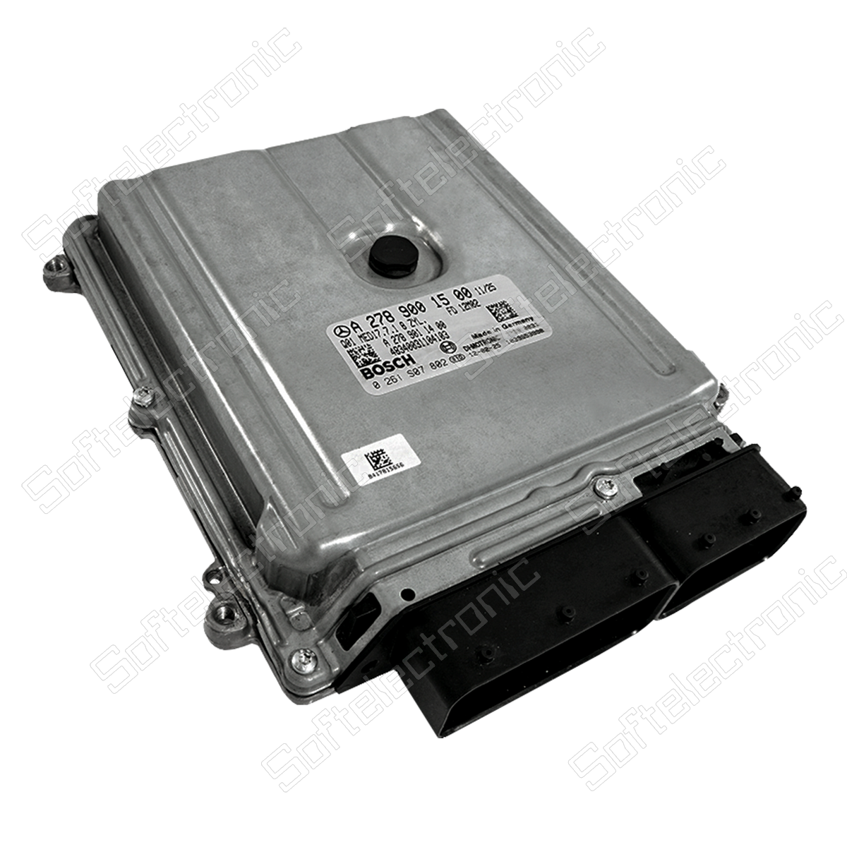 Repair Engine Control Unit Mercedes AMG 6/8 zyl