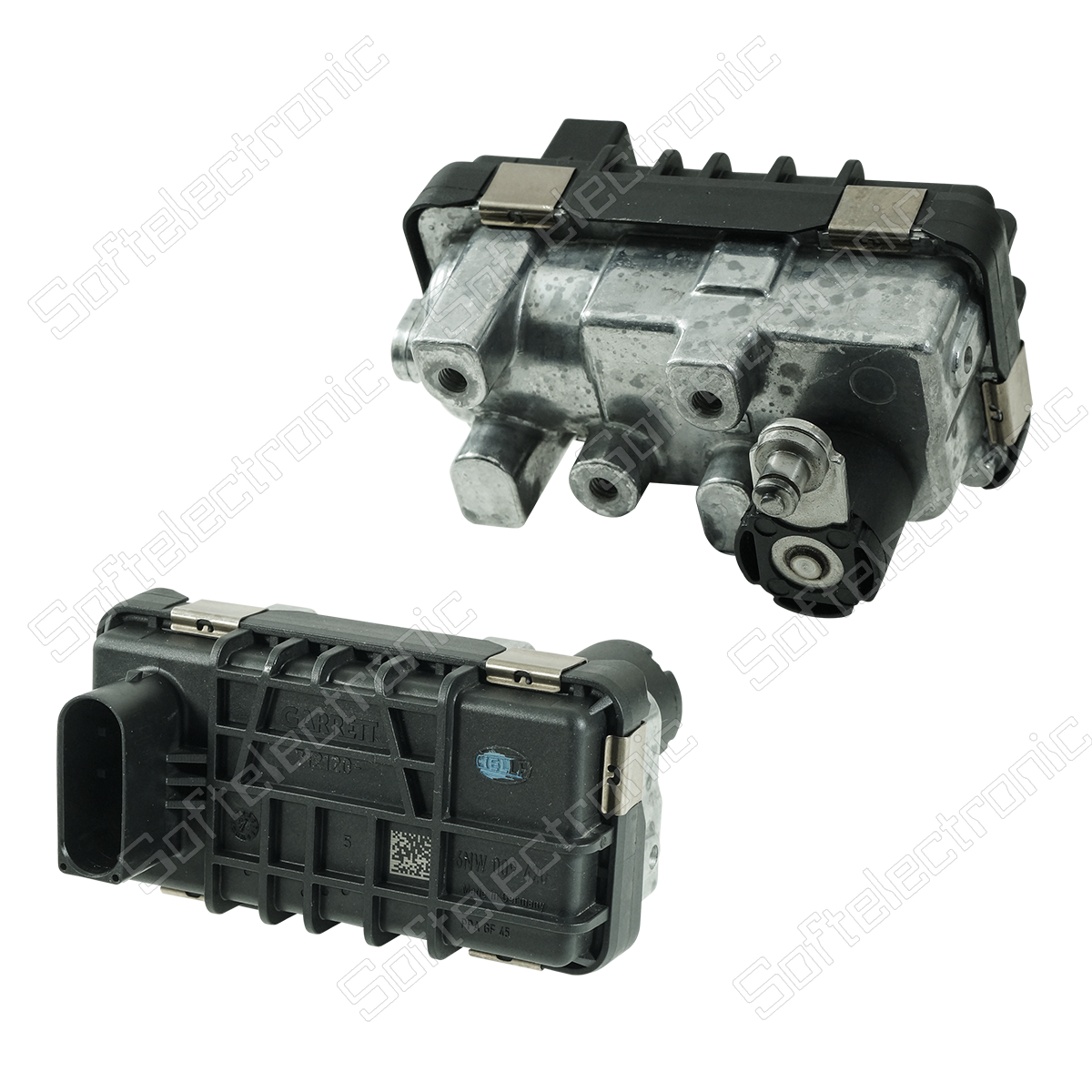 Repair Mercedes Electronic Turbocharger Actuator