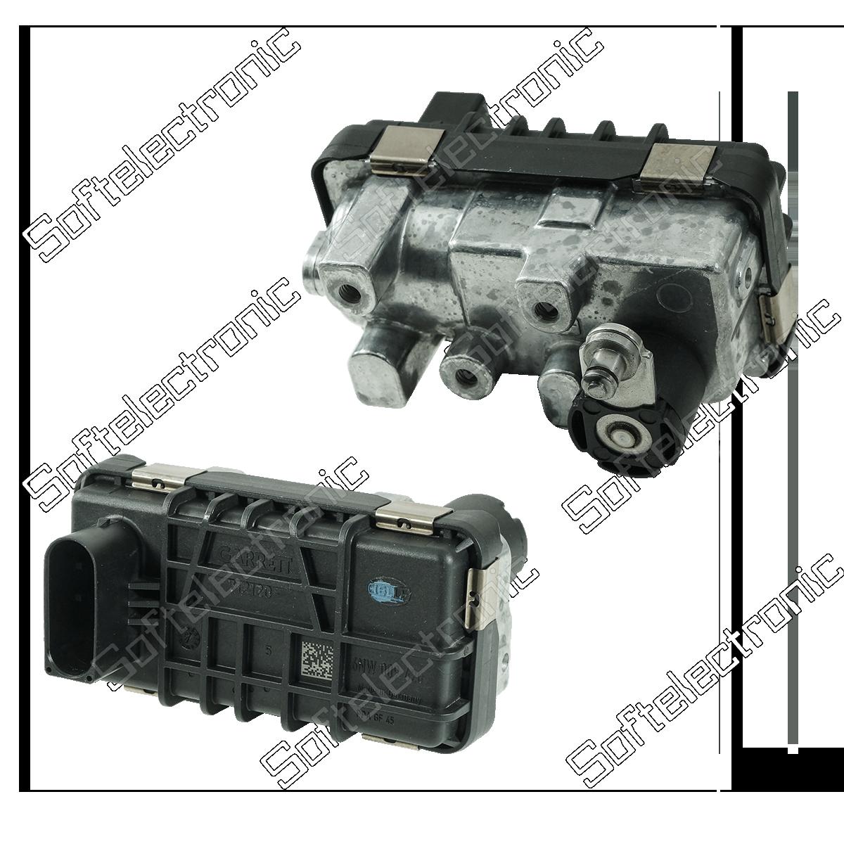 turbocharger actuator, Electronic turbocharger