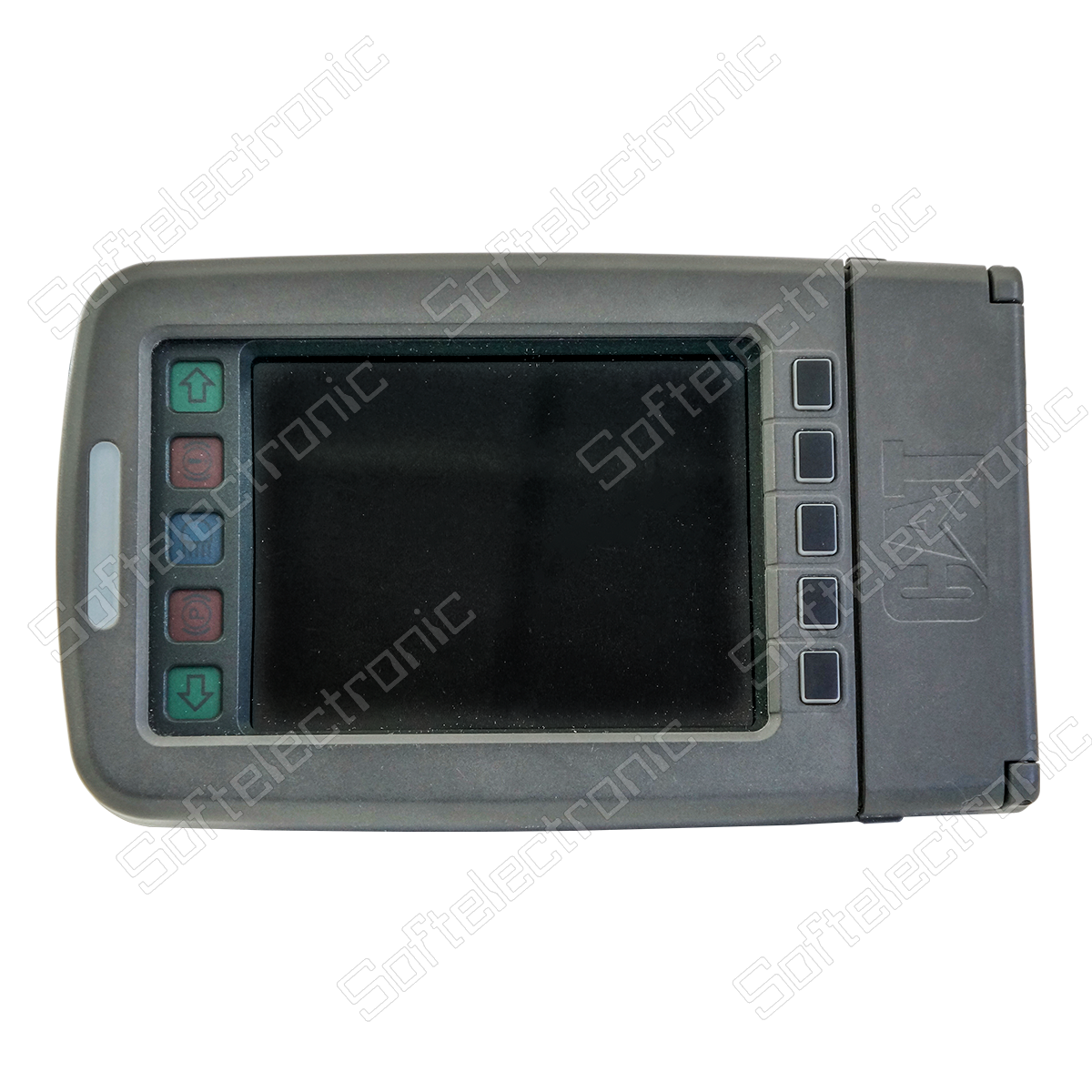 Repair Caterpillar Opus421C Display
