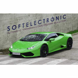 Repair of Lamborghini Huracan DQ500 7 speed Automatic Transmission and Mechatronic