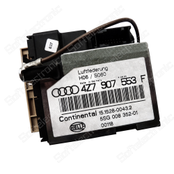 Repair Audi Suspension Level Control Module