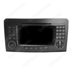 Repair Mercedes Navigation  W203 W164 - NTG 2, 2.5