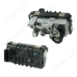 Land Rover Turbocharger Actuator