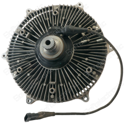 Repair of Fan Clutch New Holland