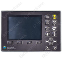 Repair Control Panel CapstanAg PinPoint II